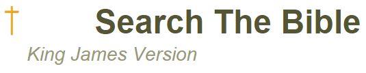 Search The Bible Logo